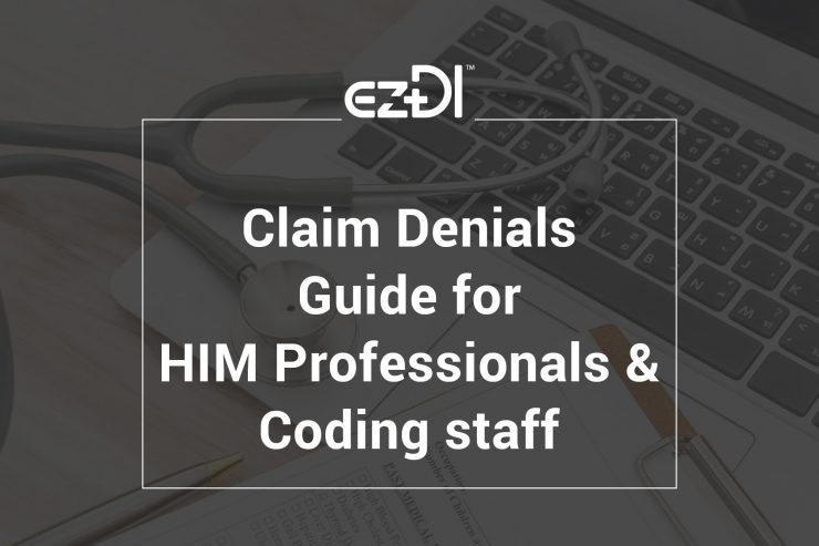 Claim Denials Guide for HIM Professionals & Coding staff