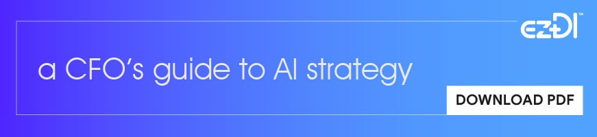 a CFO's guide to AI strategy-band