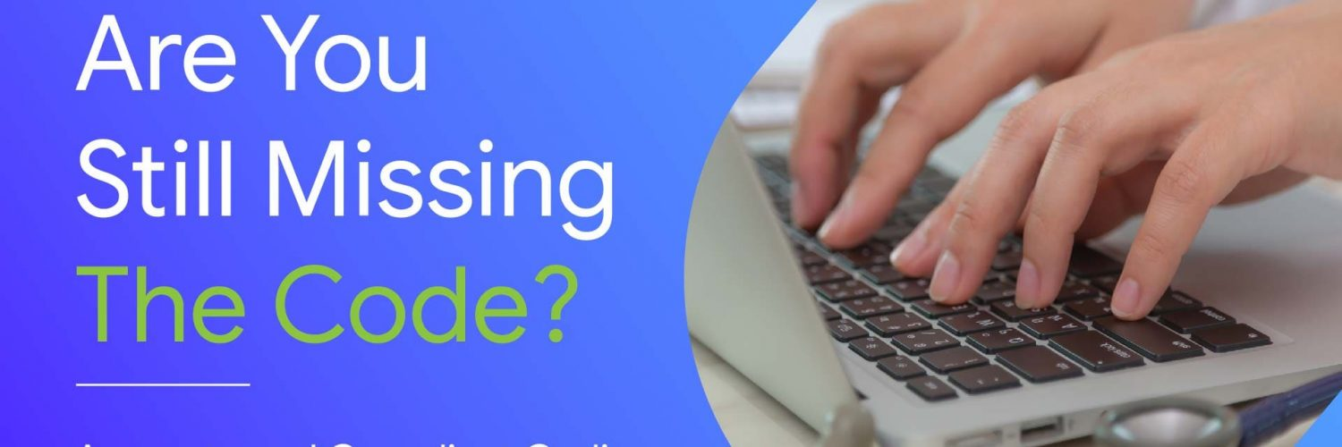 Are you still missing the code? - Blog