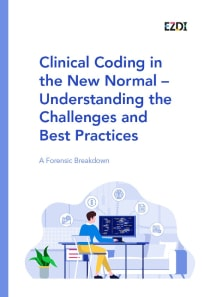 Clinical Coding in the New Normal
